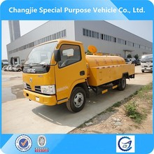 good quality 4m3 high pressure sewer washing truck