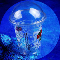 Popular plastic cup with cool designs