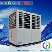 residential and commercial low ambient -25c evi heat pump european style