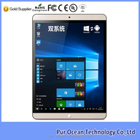 newest 9.7 inch windows10 tablet pc with dual camera and ips screen