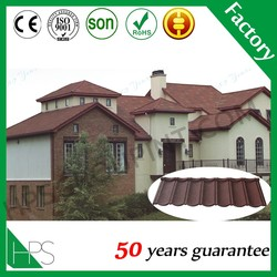50 years warranty roofing sheet high temperature resistant roof sheet factory prices colorful roof tile