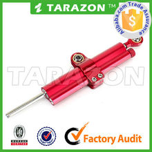 Tarazon Lightweight CNC Billet Steering Damper for Street Bike