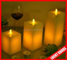 2014 fashionable decorative led candle wholesale