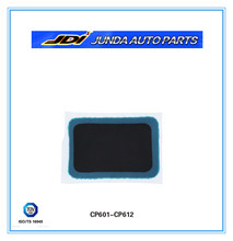 Euro style radial Tire repair tube rubber patch