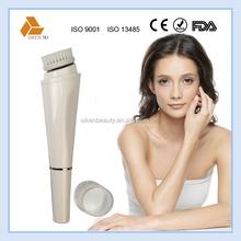 Multifunction dirt removal body clean exfoliating face brush