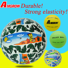 Durable Bounce well beach volleyballs,rubber volleyball balls