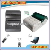 Sunphor 58mm cheap thermal pos printer,portable type