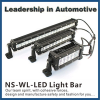 Cree straight LED driving light bars 40 inch 240W good price with lifetime warranty LED light bar