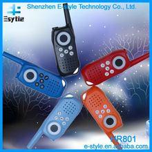 Hr801 0.5 W 2 way radios comentarios 3 KM con 3 canales para china alibaba proveedores