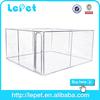 modular dog cage/dog cage pet house/folding dog cage