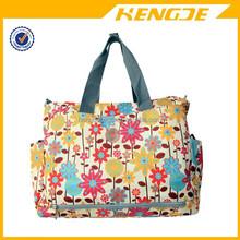 2015 Damai Floral Designer changing pad Diaper warm keep bottle bag Tote Bags