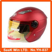 2015 Spring Motocross Helmets Open Face Dirt bike Helmet Women YH-837.10