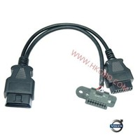 high quality OBD2 Splitter Y cable for VOLVO cars