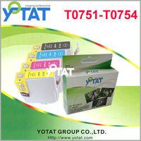 Cartridge T0751-T0754 with Epson Stylus CX2900 CX2905