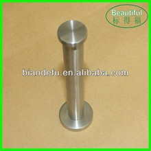 Stainless steel decorative coat hooks wall mounted