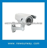 Hot selling Sony CCD Waterproof IP66 varifocal CCD Camera Externally adjust Zoom Focus on Back Panel with OSD Menu