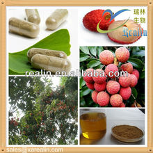 Factory Price for 100% Natural Litchi seed extract in the stock