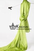 Sage Green Ice Silk Fabric \ Decoration Fabric