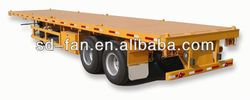 flat deck container