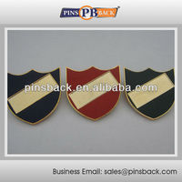Custom Imitation Hard enamel Badge for School - Safety Pin On Back