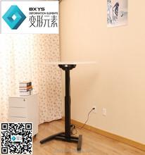 One-leg electric height adjustable desk & sit and stand electric height adjustable table