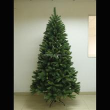 Wholesale 5ft factory price customized fashion ornament pvc christmas tree