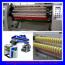 High productivity stationery adhesive tape slitting machine with lowest price