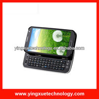 Slide Blacklit Wireless Keyboard Case Cover for Samsung S4