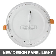 Decorative led 1200x600 ceiling led flat panel wall light