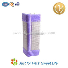 2015 China Factory Price Personalized Sisal Cat Scratcher Toys Free Sample