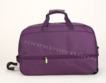 Personal Trolley Travel Luggage Bag
