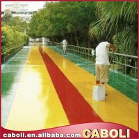 Caboli oil based healthy anion floor paints with waterproof