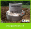PUXIN 10m3 family size biogas digester for animal waste disposal