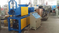 Plastic Film Squeezer dryer machine