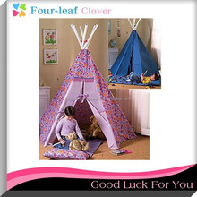 Teepee Tent and Play Mat, Kids Animal Playing Tent And Mat
