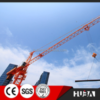 Wholesale China factory moving tower crane price, price of tower crane on sale