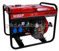 5kw open type diesel generator,battery powered generator,diesel generating