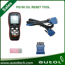 Xtool PS150 OIL RESET TOOL specially designed to reset oil service light support Acura, Audi, BMW, Buick, Cadillac, ford, MB ps