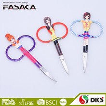 MS-1013-2015 New design Stainless steel manicure scissors