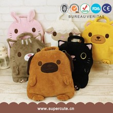 Hot sales 100% with baby animal blanket