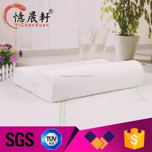 Wholesale Anti-Apnea Decorative U-Shape Back Babies Memory Foam 100% Bamboo Fiber pillow