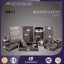 Made In China 5 Star 2012 style hotel amenities set