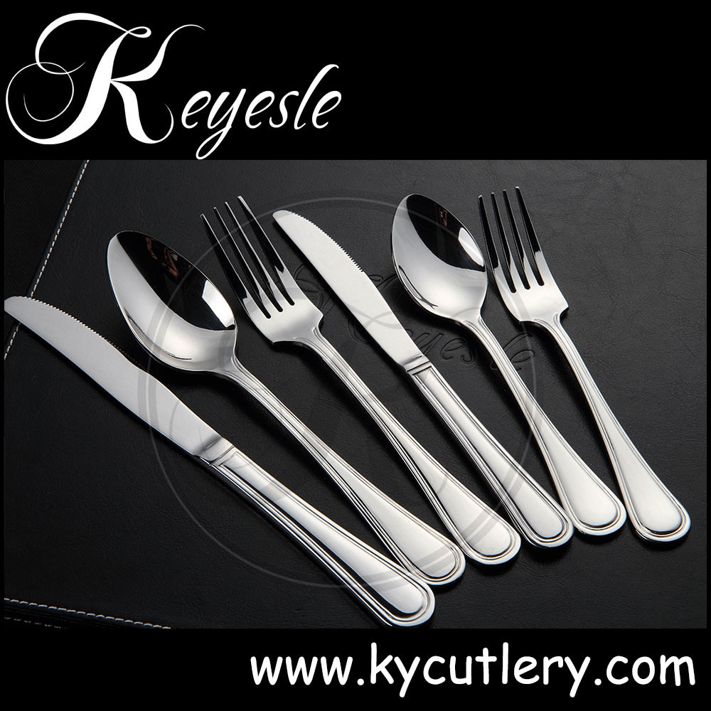 Forks Knives And Spoons German Tableware Flatware Set