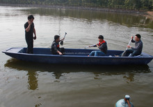 6 meters plastic aluminum portabl fishing boat with diesel