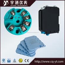 Alta precisão 4-20ma transmissor de temperatura pt100