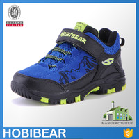 HOBIBEAR 2015 new child top brand sports shoes wholesale fashion hiking boots