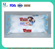 Like mother's hand stroke baby wet wipes