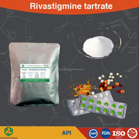 Supply High quality Rivastigmine tartrate powder purity 99% at best china price from pharmaceutical companies