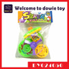 China wholesale plastic bey blade spin top toys super tops game set for child