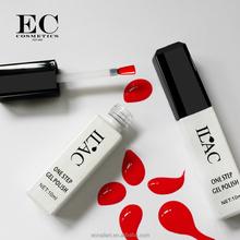2015 newest 552 color one step uv gel nail polish